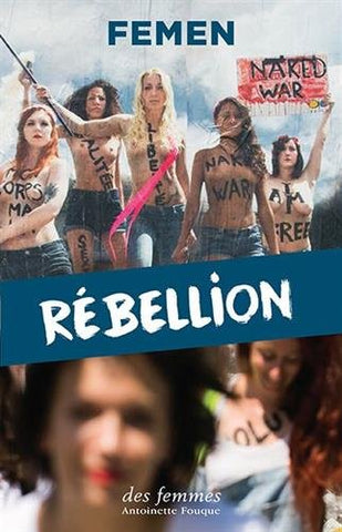 "Book ""REBELLION"" signed by activists"