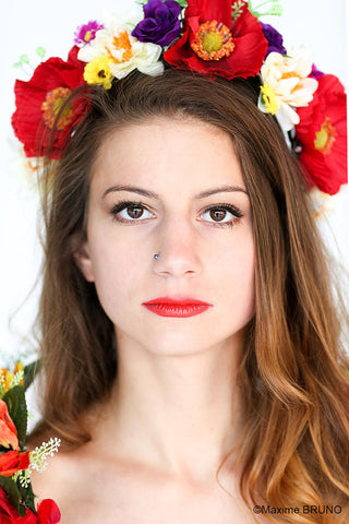 FEMEN Flower Crown