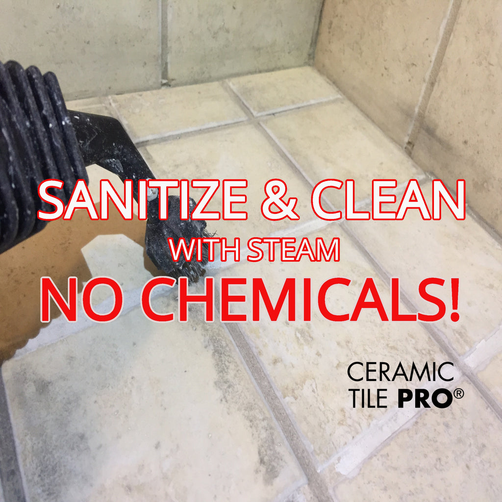 Steam Cleaning vs Chemicals