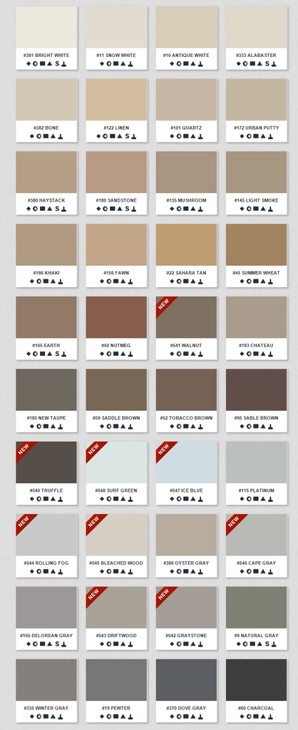 Home Depot Grout Colors