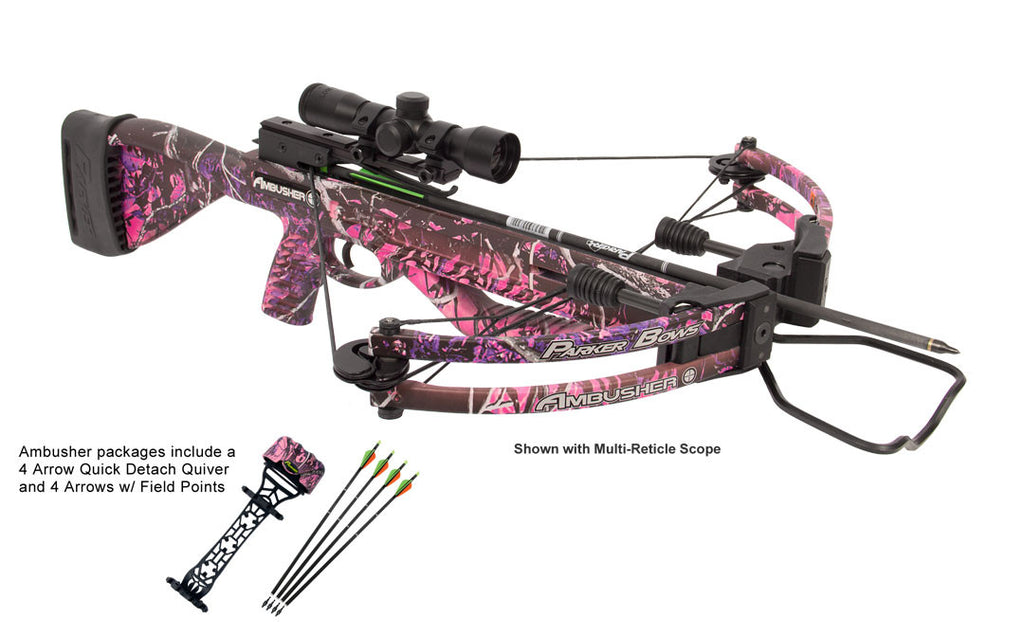 Parker Ambusher Ladies Crossbow