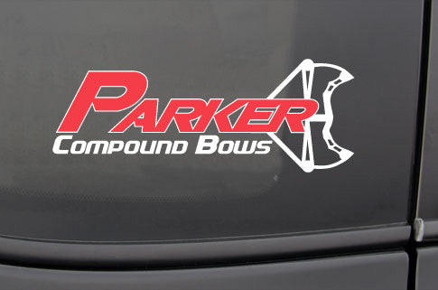 Parker Compound Bow Decal