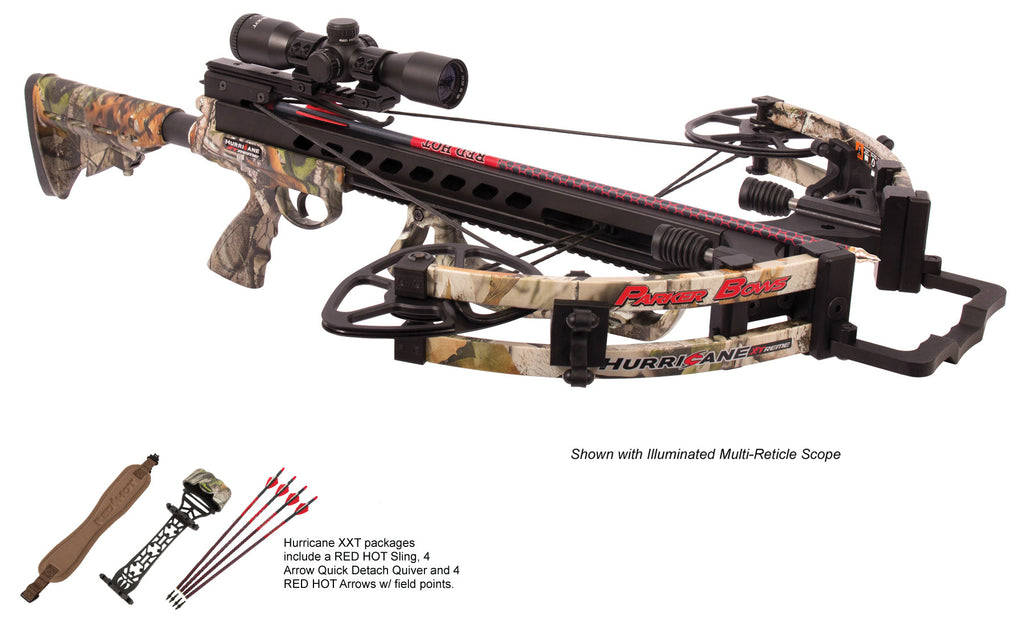 Parker Hurricane XXT Crossbow