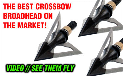 CrossPro 100 Broadheads