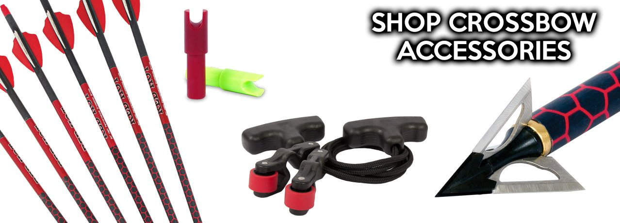 Shop RED HOT Crossbow Accessories