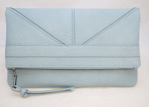 Fold Over Clutch/Messenger Bag
