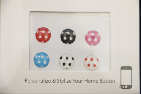 Home Button Stickers