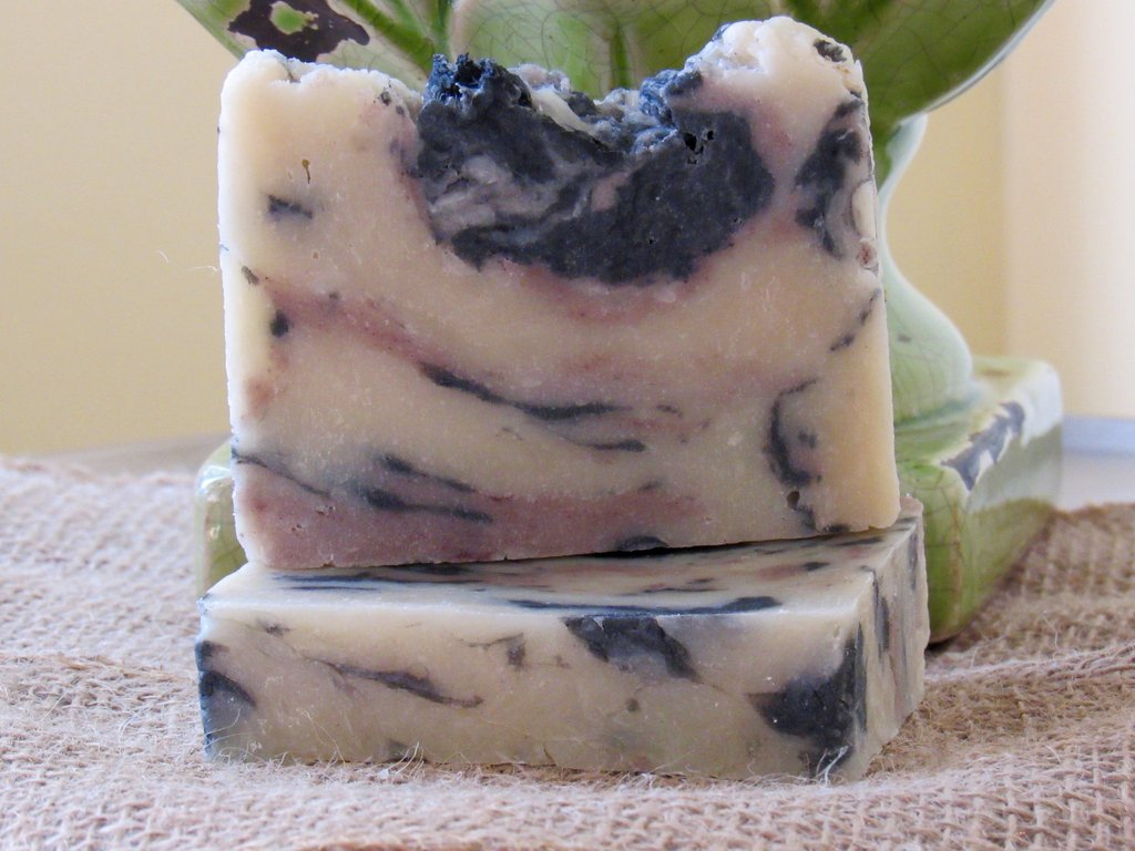 If you LOVE black licorice, you will love this yummy soap!