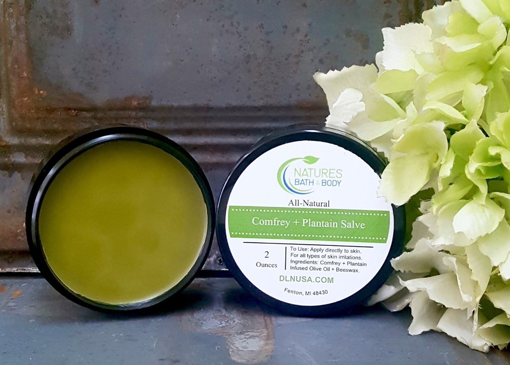 This all-natural salve encourages Cell Growth!