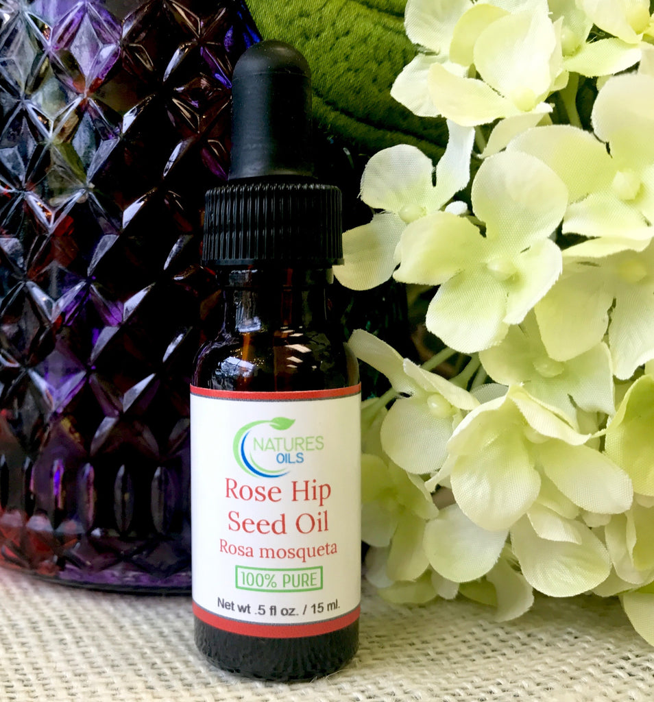 *Why is Rose Hip Seed Oil great for skin?*