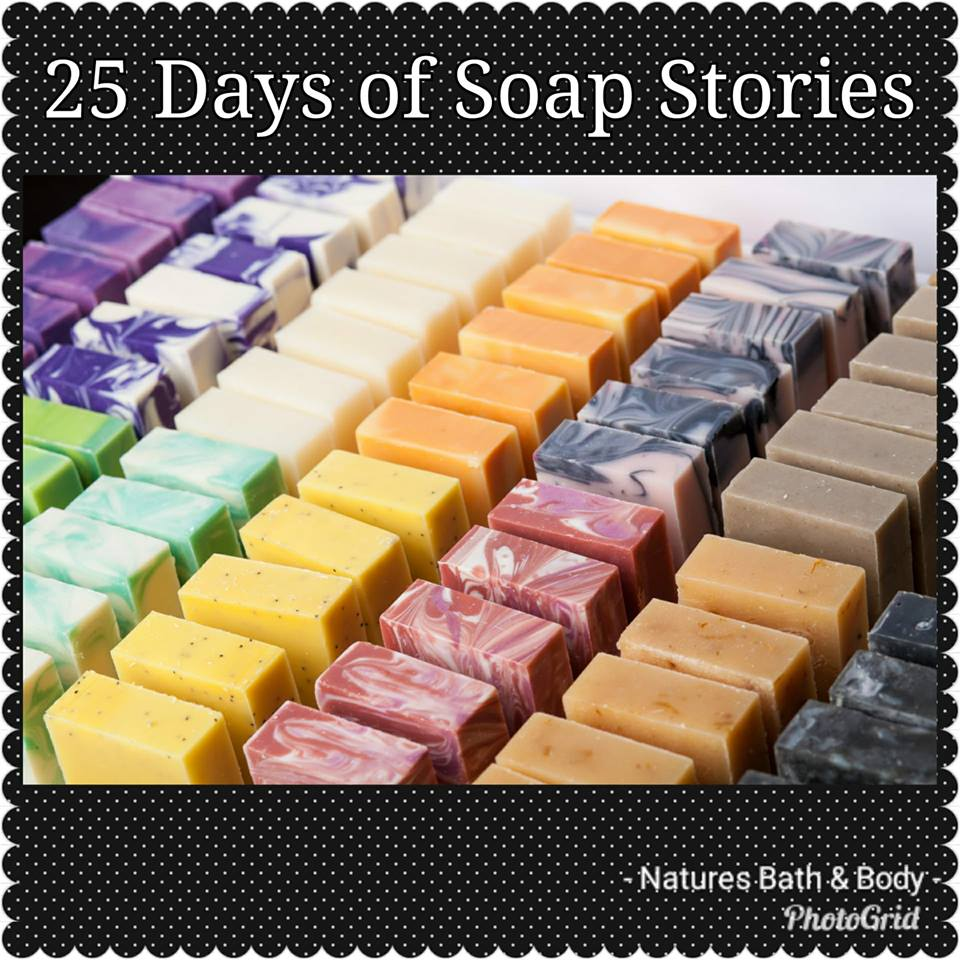 25 Days of Soap Stories