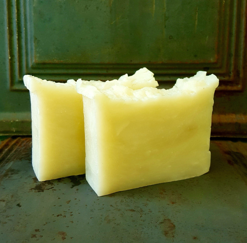 All-Natural Totally Naked Handmade Soap