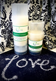 All-Natural Deodorant Spearmint Eucalyptus - Natures Bath & Body