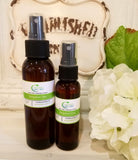 Bergamot Lime Body Oil