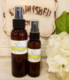 Lemongrass Body Oil