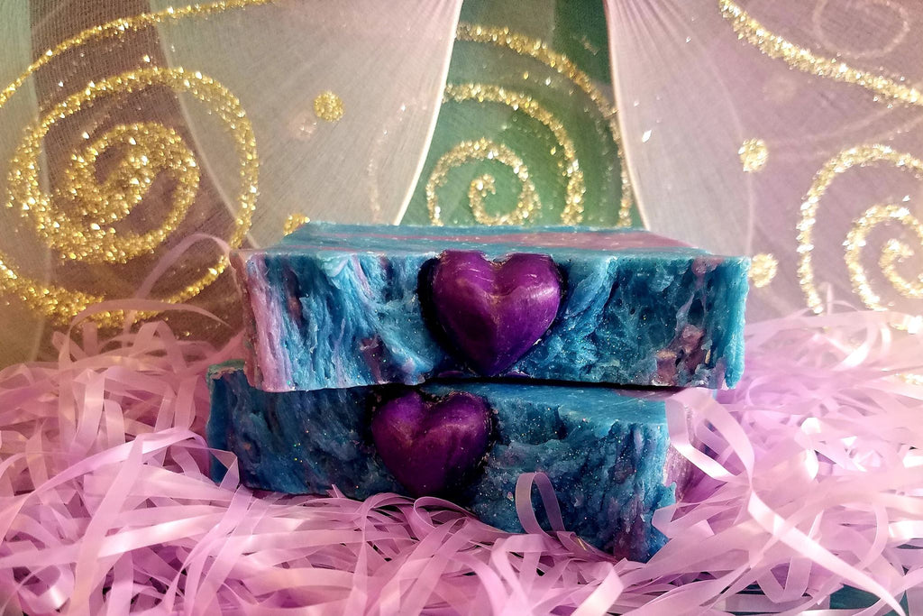Chloe~Belle Kisses Handmade Soap