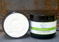 All-Natural Bergamot Lime Whipped body butter - Natures Bath & Body