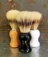 Natural Boar Hair Shaving Brushes
