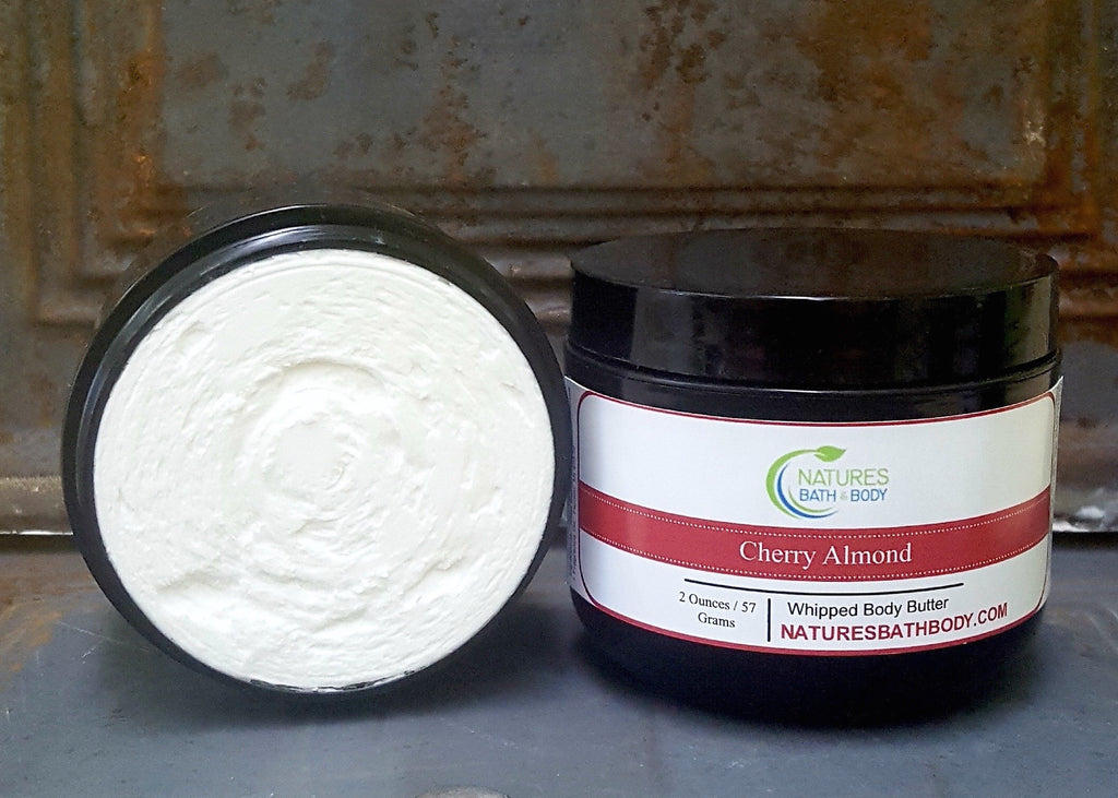 Cherry Almond Whipped Body Butter