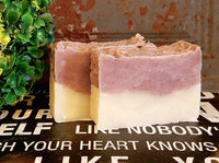 All-Natural Lavender Handmade Soap