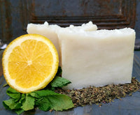 All-Natural Manly Mint Handmade Soap