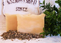 All-Natural Patchouli Handmade Soap