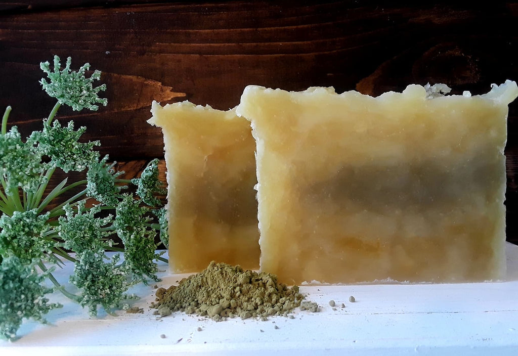 All-Natural Protection Blend Handmade Soap