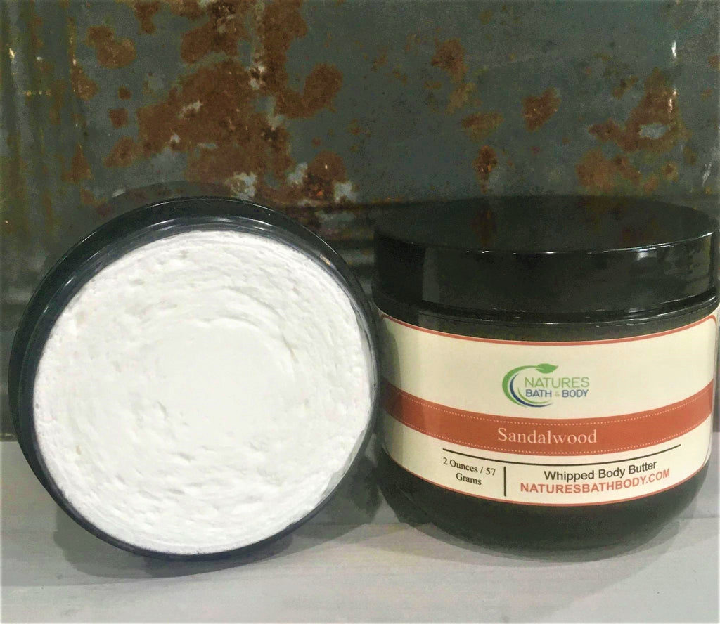 Sandalwood Whipped Body Butter