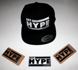 Get Hype Records Snapback Cap
