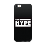 Get Hype Records iPhone case