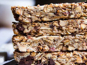 Keto Granola Bar - Happy snacks. Happy you. Happy Life.