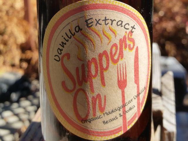 Supper's On Vanilla or Chocolate Extract
