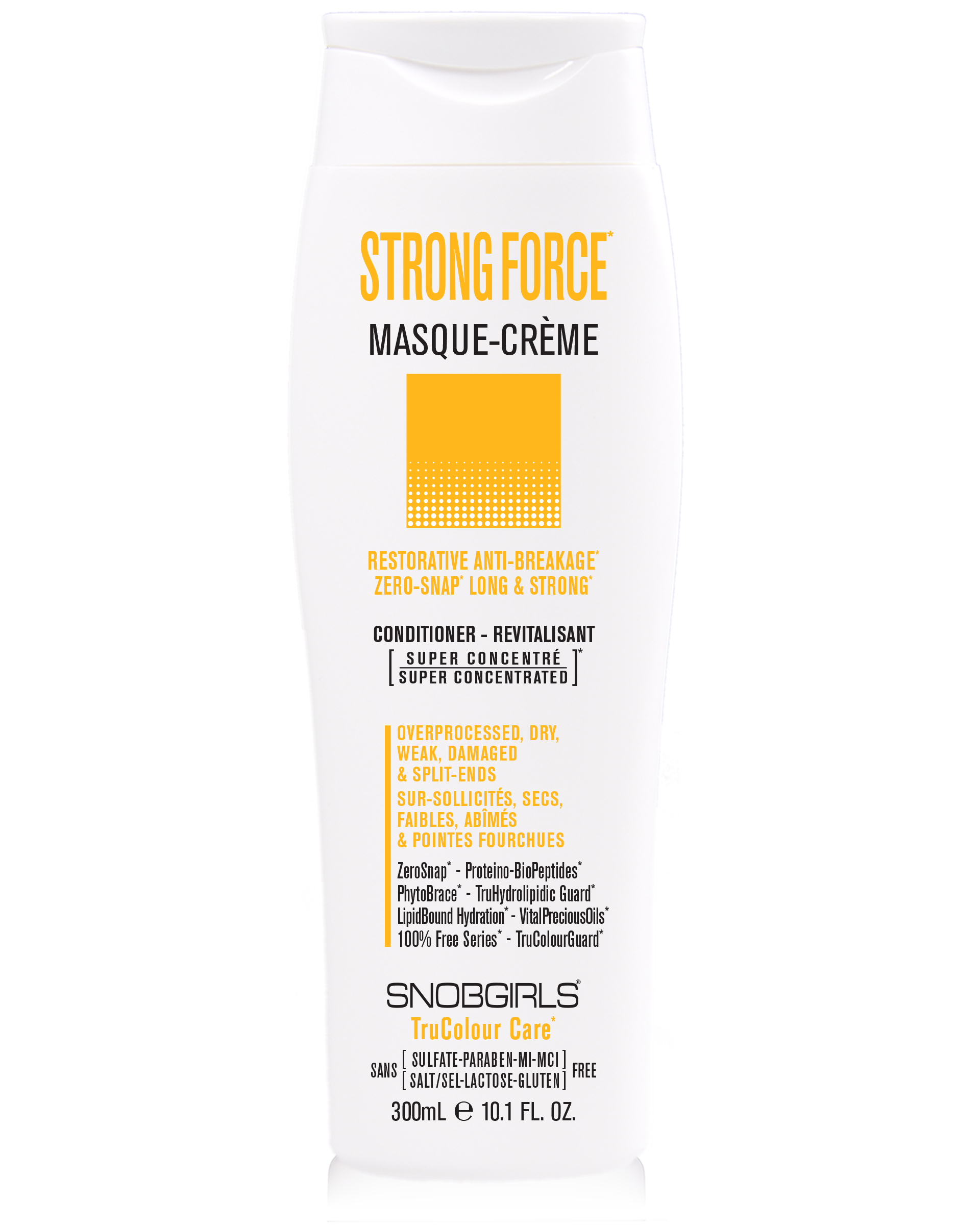 STRONGFORCE MASQUE-CREME Conditioner - SNOBGIRLS Australia