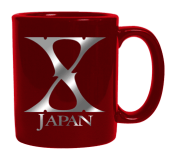 X Japan Coffee Mug - X Japan Official Online Store