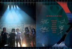 2014 Madison Square Garden Tour Program - X Japan Official Online Store - 3
