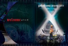 2014 Madison Square Garden Tour Program - X Japan Official Online Store - 2