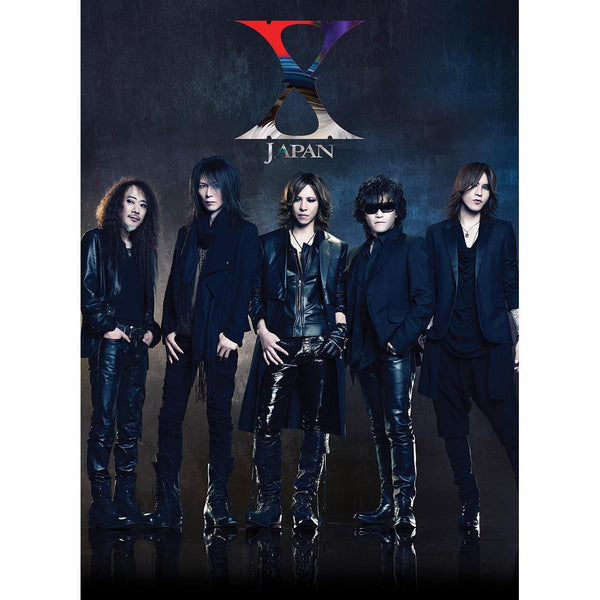 2014 Madison Square Garden Tour Program - X Japan Official Online Store - 1