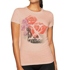 Roses Ladies T-Shirt - X Japan Official Online Store - 1