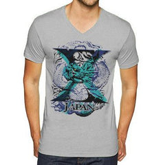 Dragon Men's V-Neck - X Japan Official Online Store - 1