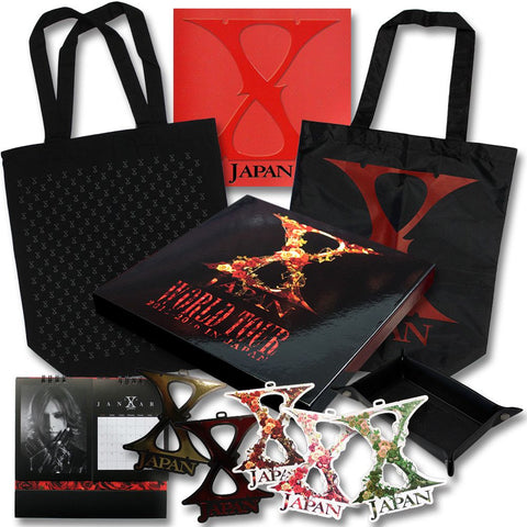 Program Box Set - X Japan Official Online Store
