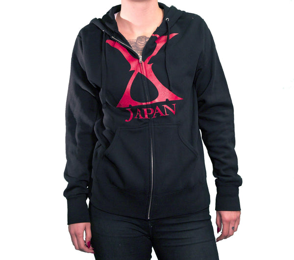 X Logo Hoodie - X Japan Official Online Store - 1