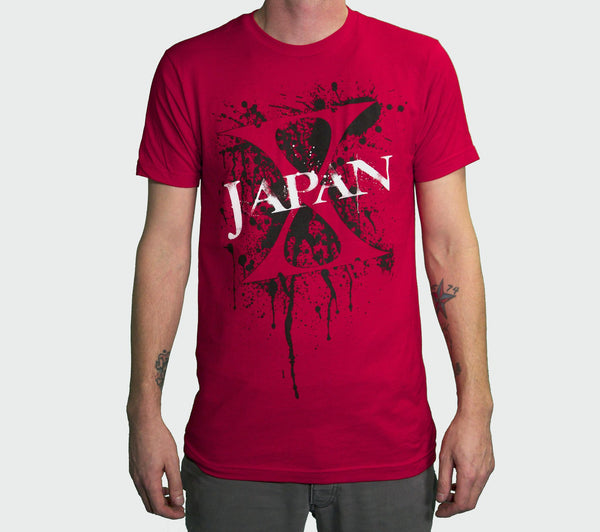 Paint Splatter T-Shirt - X Japan Official Online Store - 1