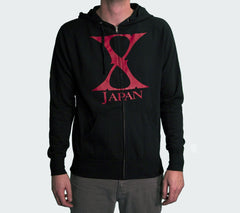 X Logo Hoodie - X Japan Official Online Store - 2