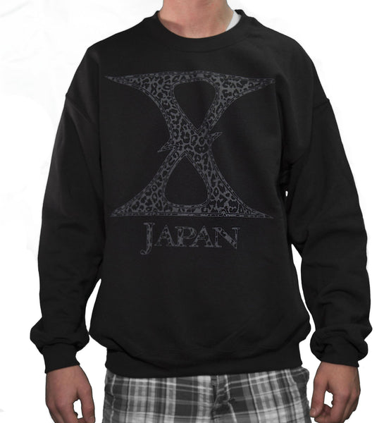 Cheetah Crewneck - X Japan Official Online Store - 1