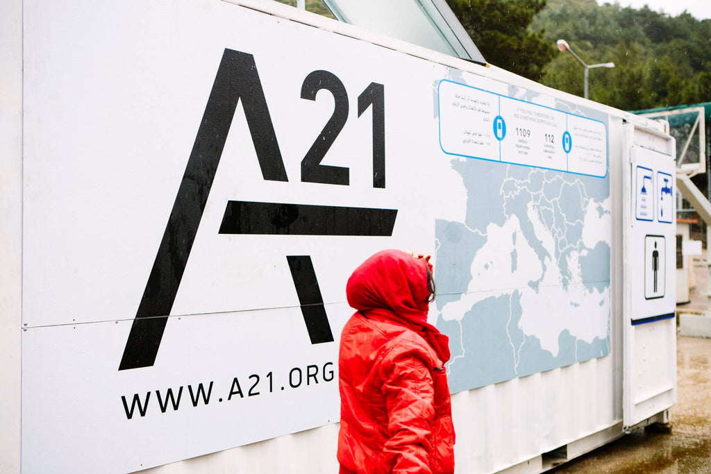 A21 // Helping Victims of Sex Trafficking