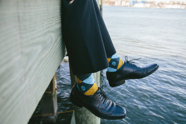 Socks for Clean Water // Conscious Step // Gifts that Give Clean Water