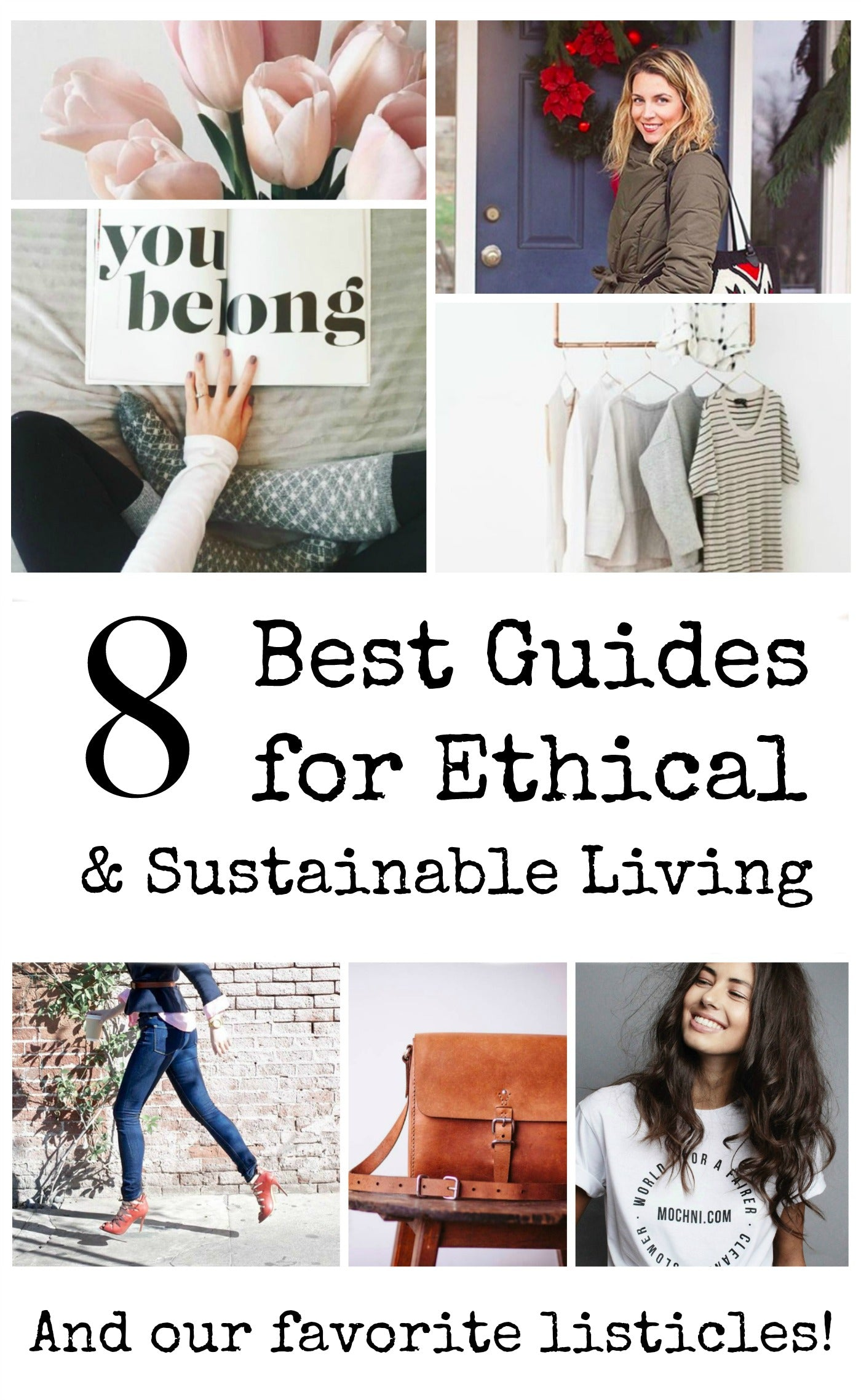 Best Blogs for Ethical and Sustainable Living // Conscious Commerce // Purchase with Purpose