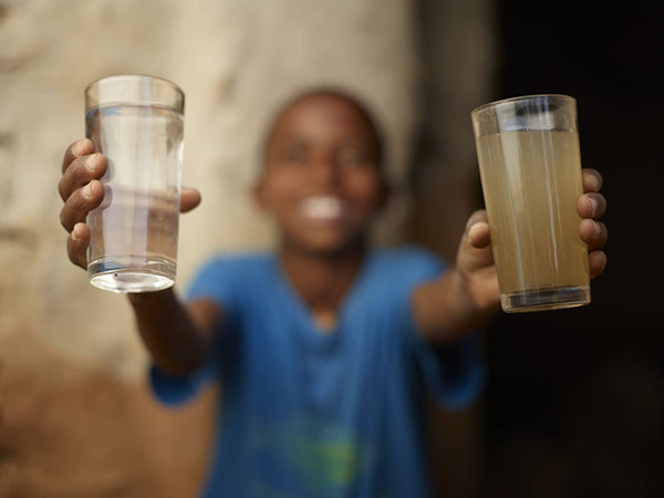 Clean Water // charity: water