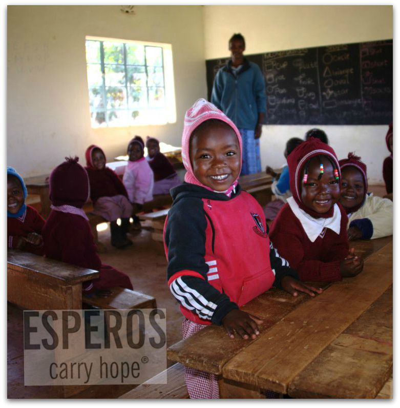 ESPEROS // A Company that Gives Back // Society B