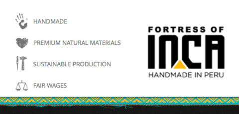 Fortress of Inca // Fair Trade Accessories // Featured at Society B